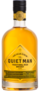 The Quiet Man Irish Whiskey 750ml
